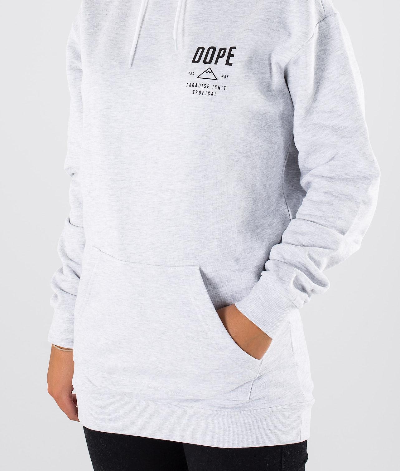 Kjøp Taille Stacked Hood fra Dope på Ridestore.no - Hos oss har du alltid fri frakt, fri retur og 30 dagers åpent kjøp!