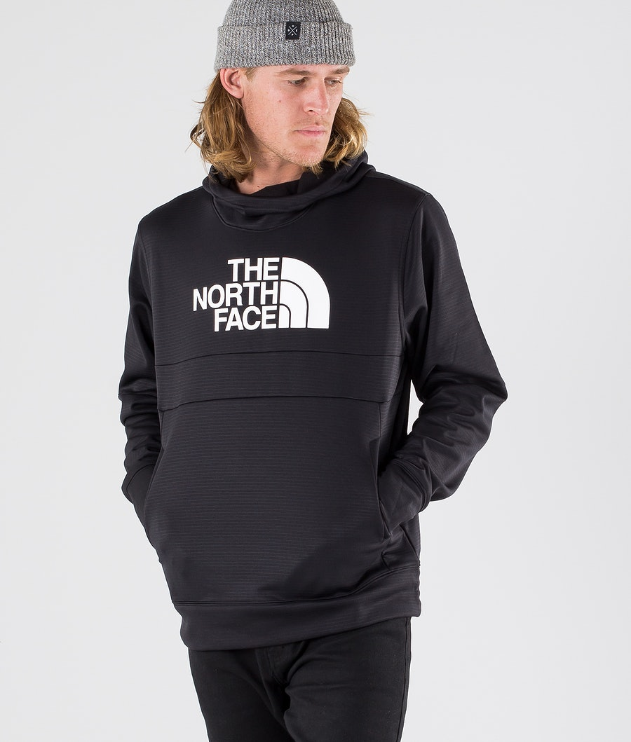 The North Face TNL   Felpa con cappuccio Black