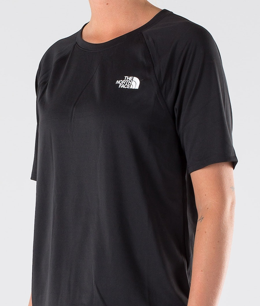 The North Face TNL S/S T-shirt Dame TNF Black