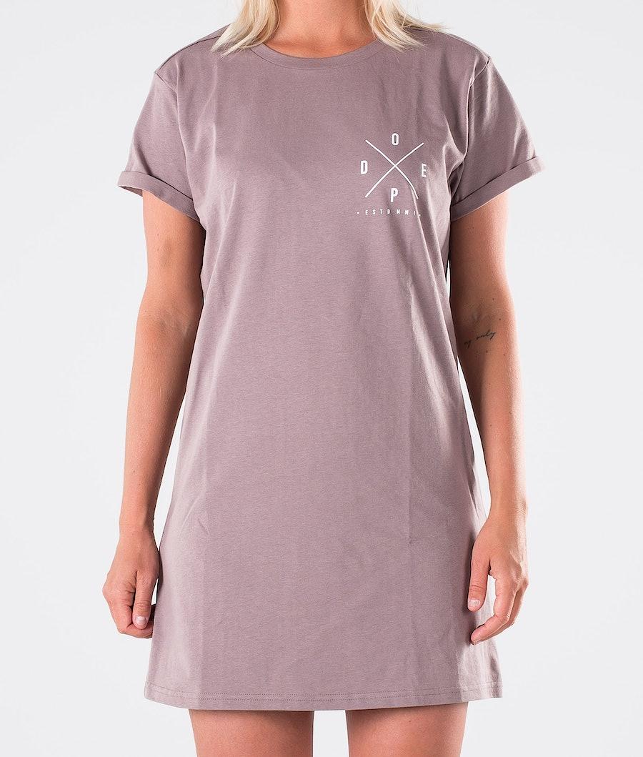 Dope 2X-up Dress Kleid Damen Faded Purple