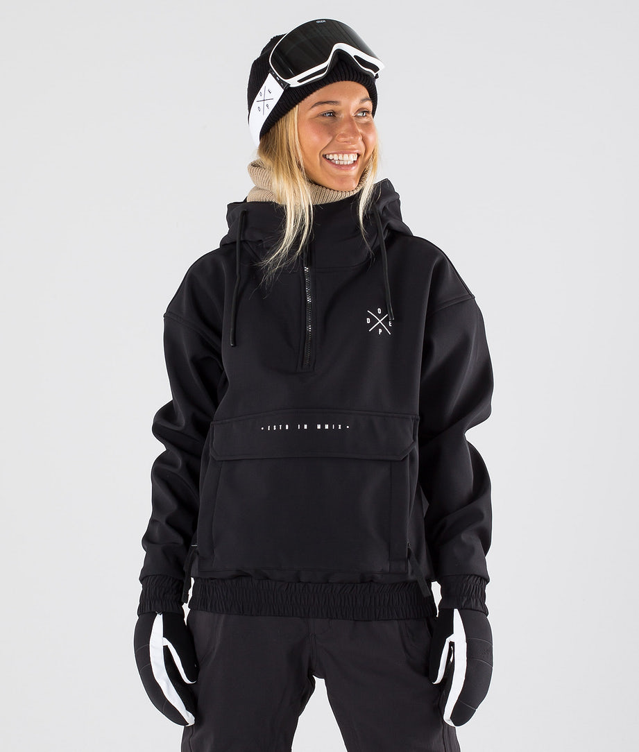 Dope Cyclone W Snowboard Jacket Black
