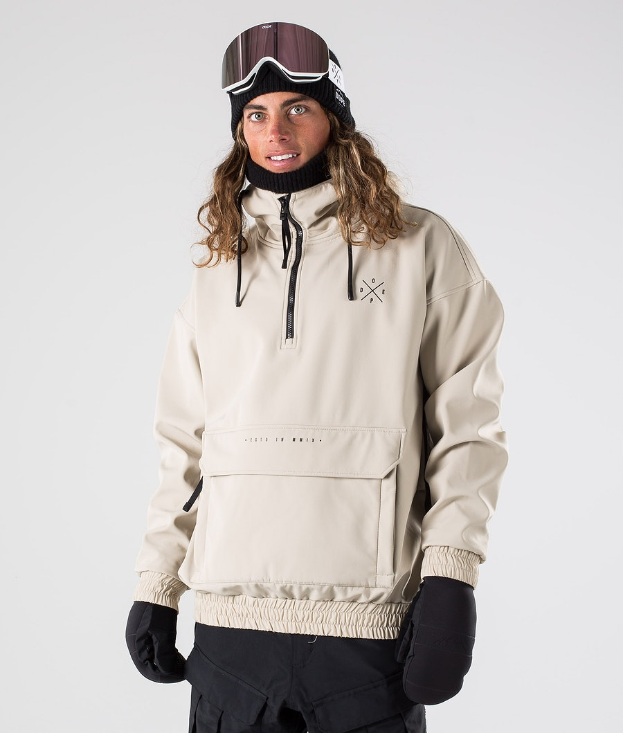 Dope Cyclone Snowboard Jacket Sand