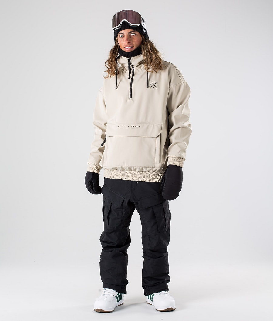 Dope Cyclone Snowboard Jacket Sand