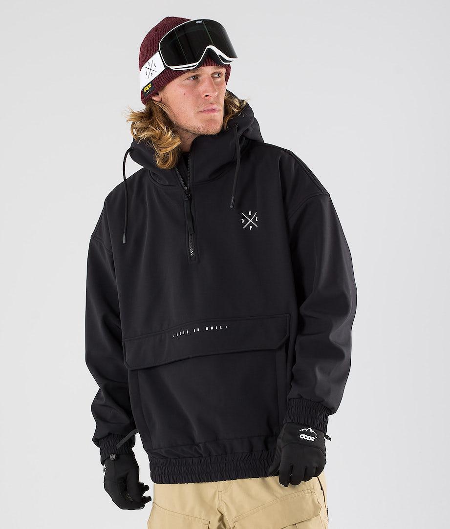 Dope Cyclone Snowboardjacka Black