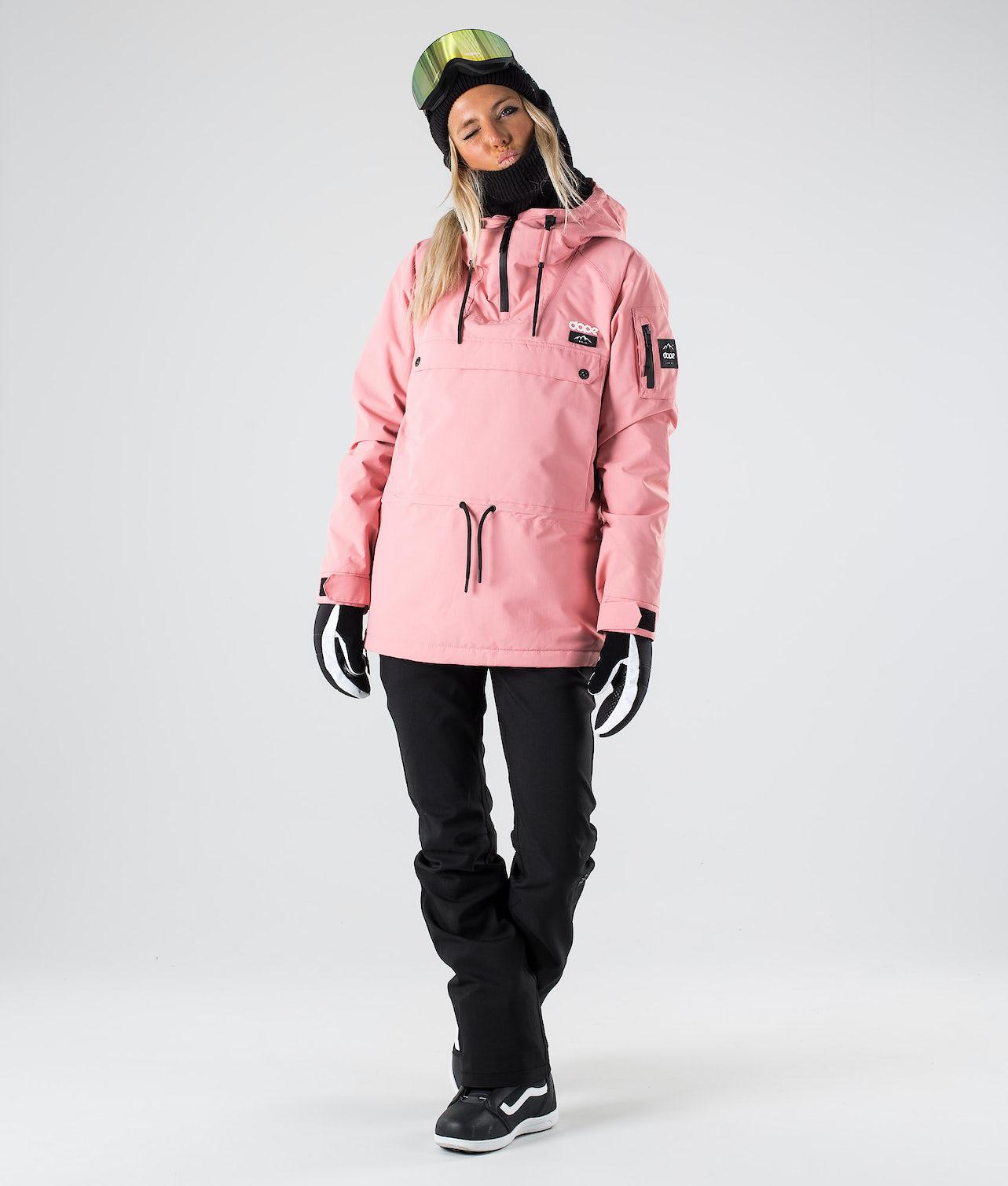Kjøp Annok W Snowboardjakke fra Dope på Ridestore.no - Hos oss har du alltid fri frakt, fri retur og 30 dagers åpent kjøp!