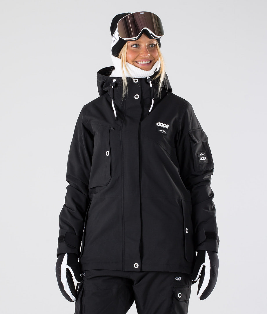 Dope Adept W Snowboard Jacket Black