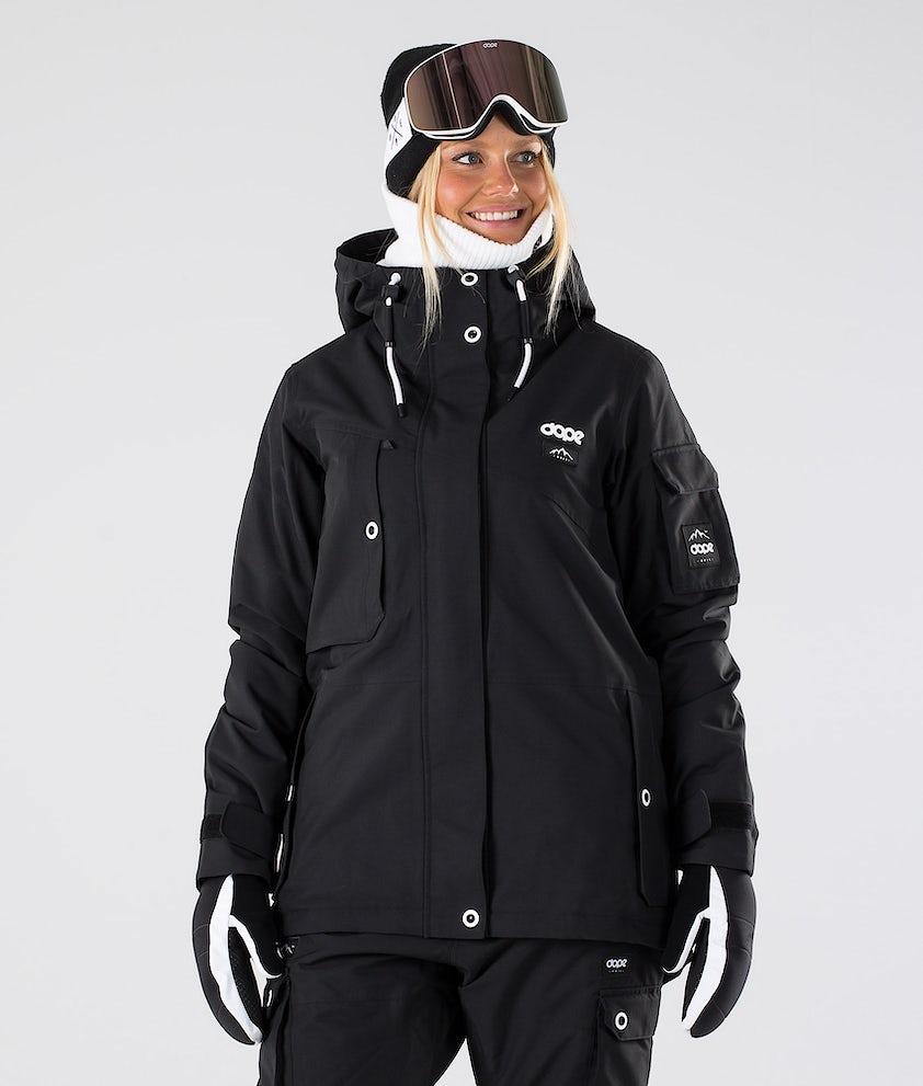 Dope Adept W Snowboardjakke Black