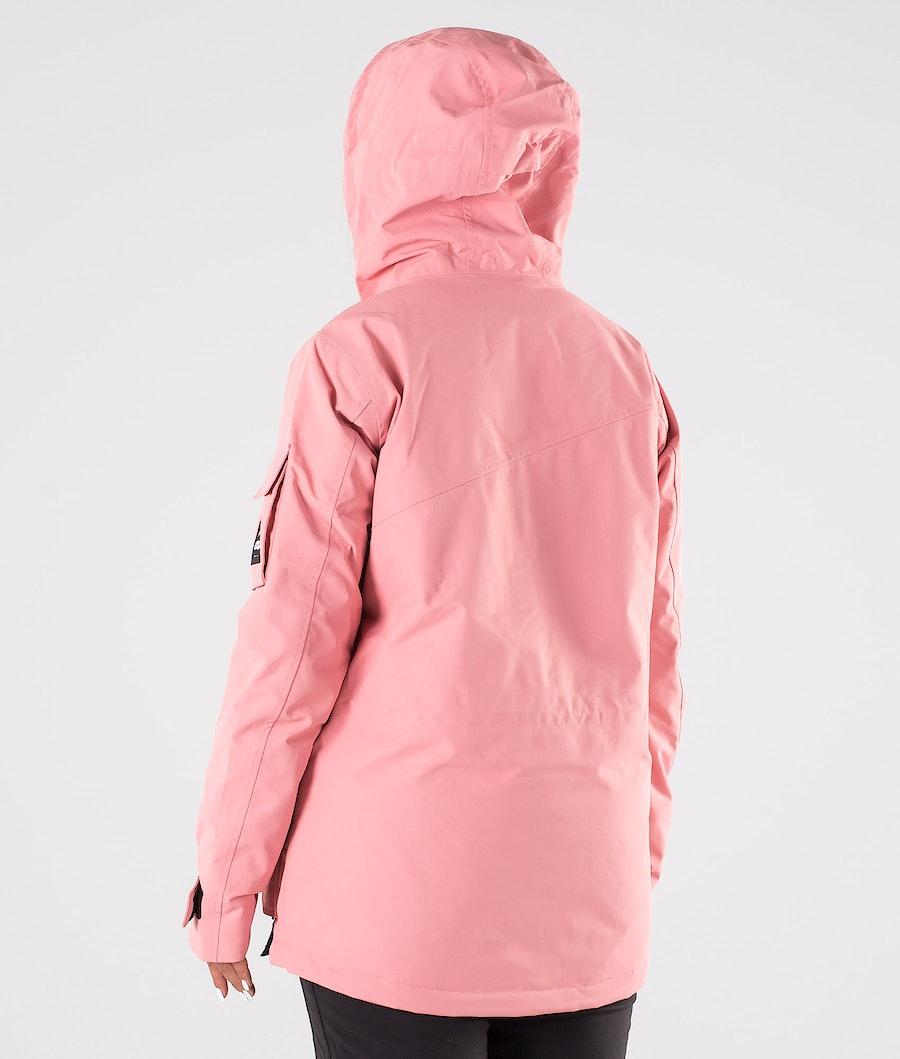 Dope Adept W Snowboardjacka Dam Pink