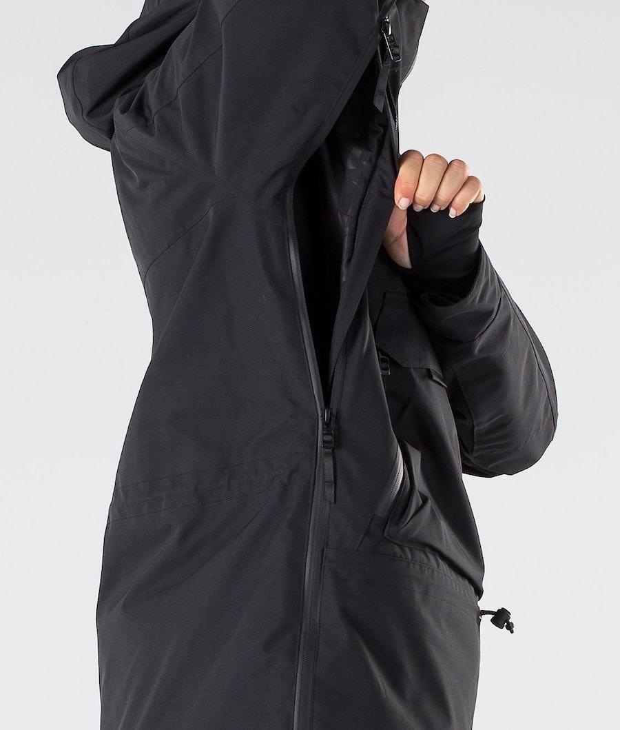 Dope Akin W Veste de Snowboard Femme Black