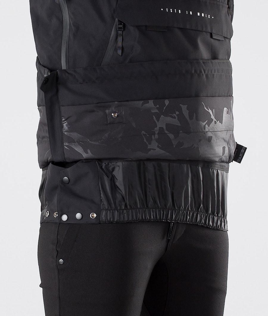 Dope Akin W Women's Snowboard Jacket Black