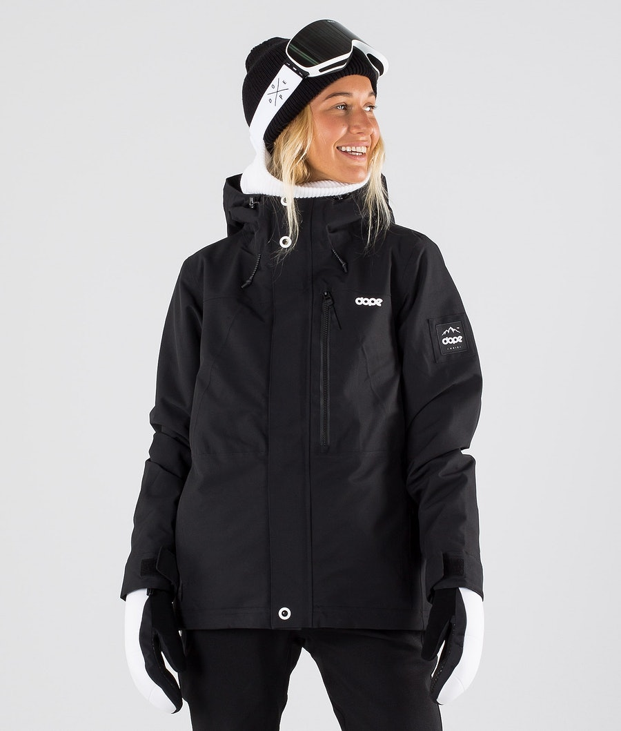 Dope Divine Snowboard Jacket Black