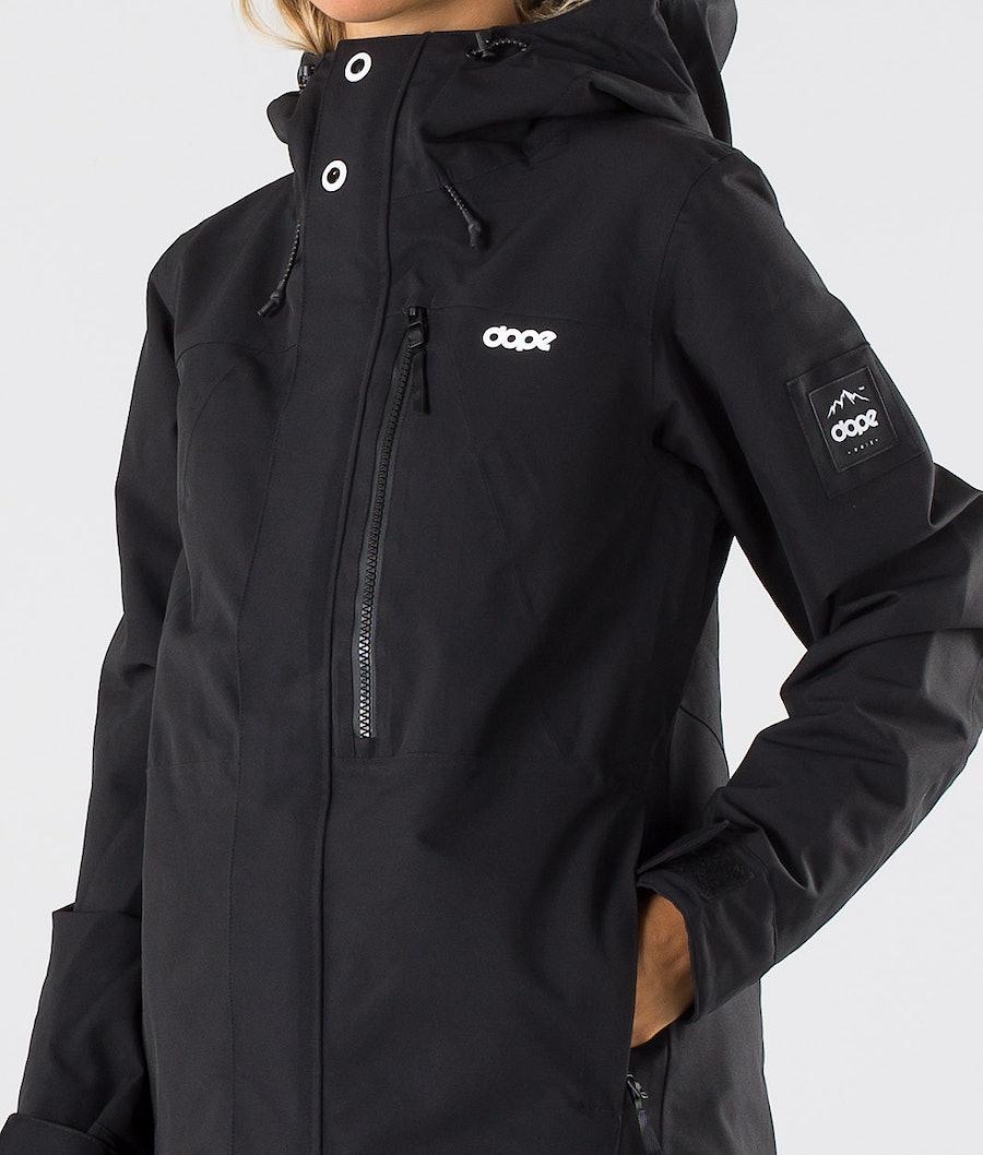 Dope Divine Snowboardjacke Damen Black