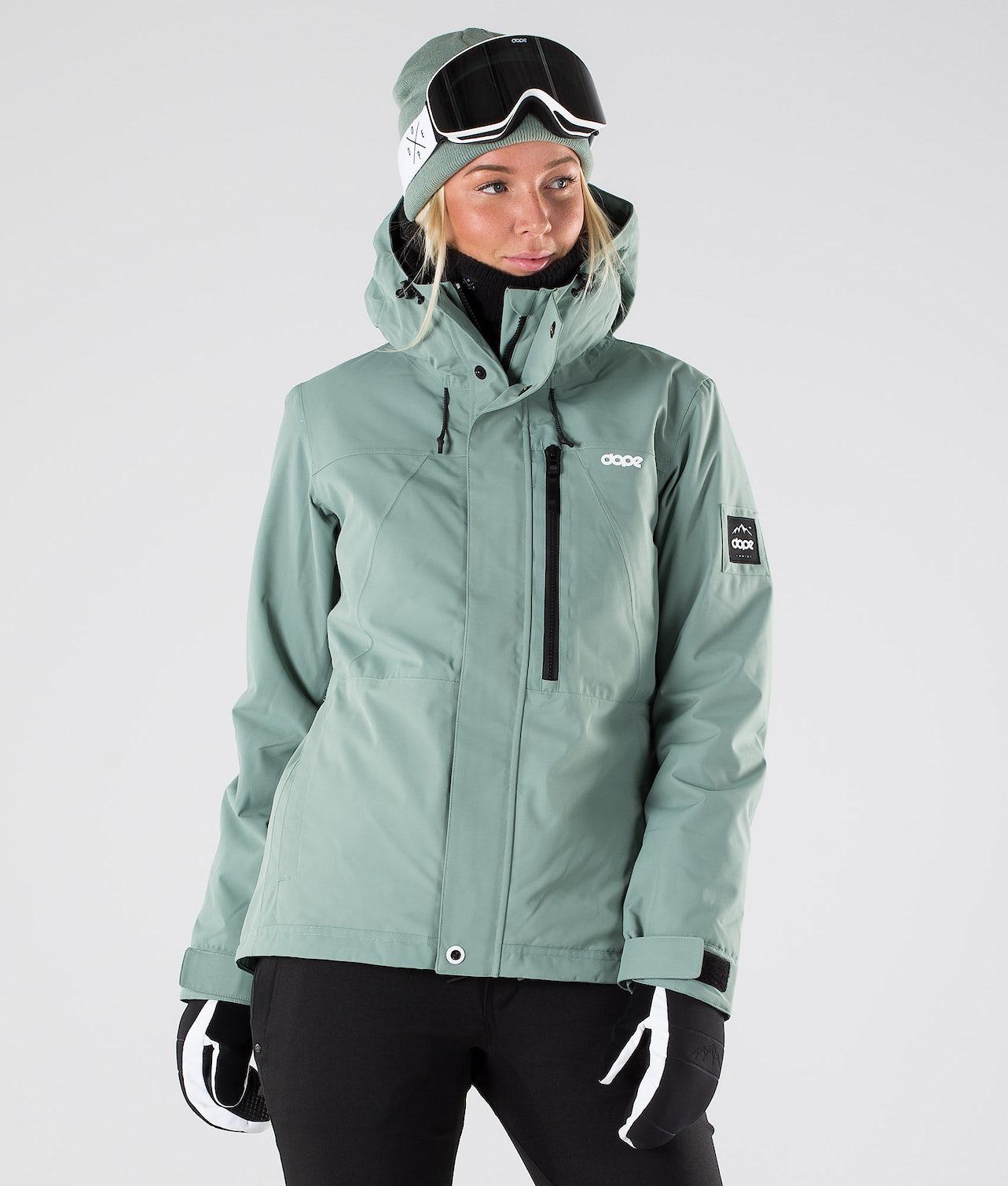 Kjøp Divine Snowboardjakke fra Dope på Ridestore.no - Hos oss har du alltid fri frakt, fri retur og 30 dagers åpent kjøp!