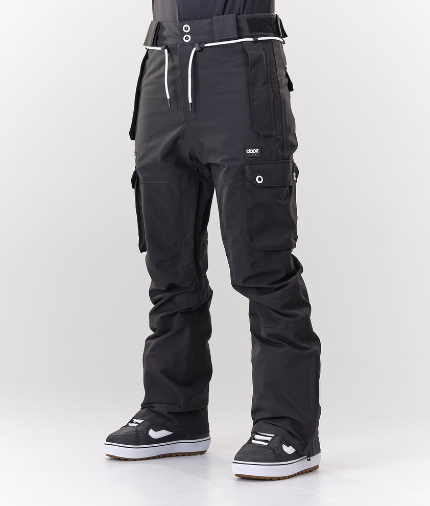 Dope Iconic W Snow Pants Black