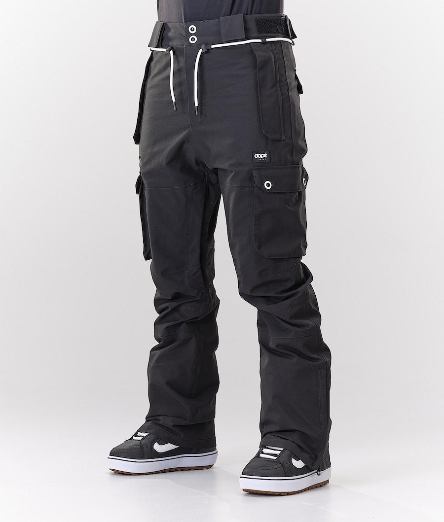 Dope Iconic W Snowboardbukse Black