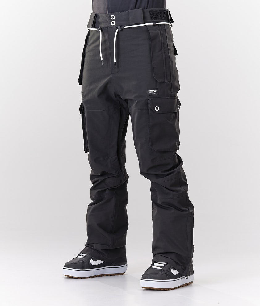 Dope Iconic W Snowboard Pants Black