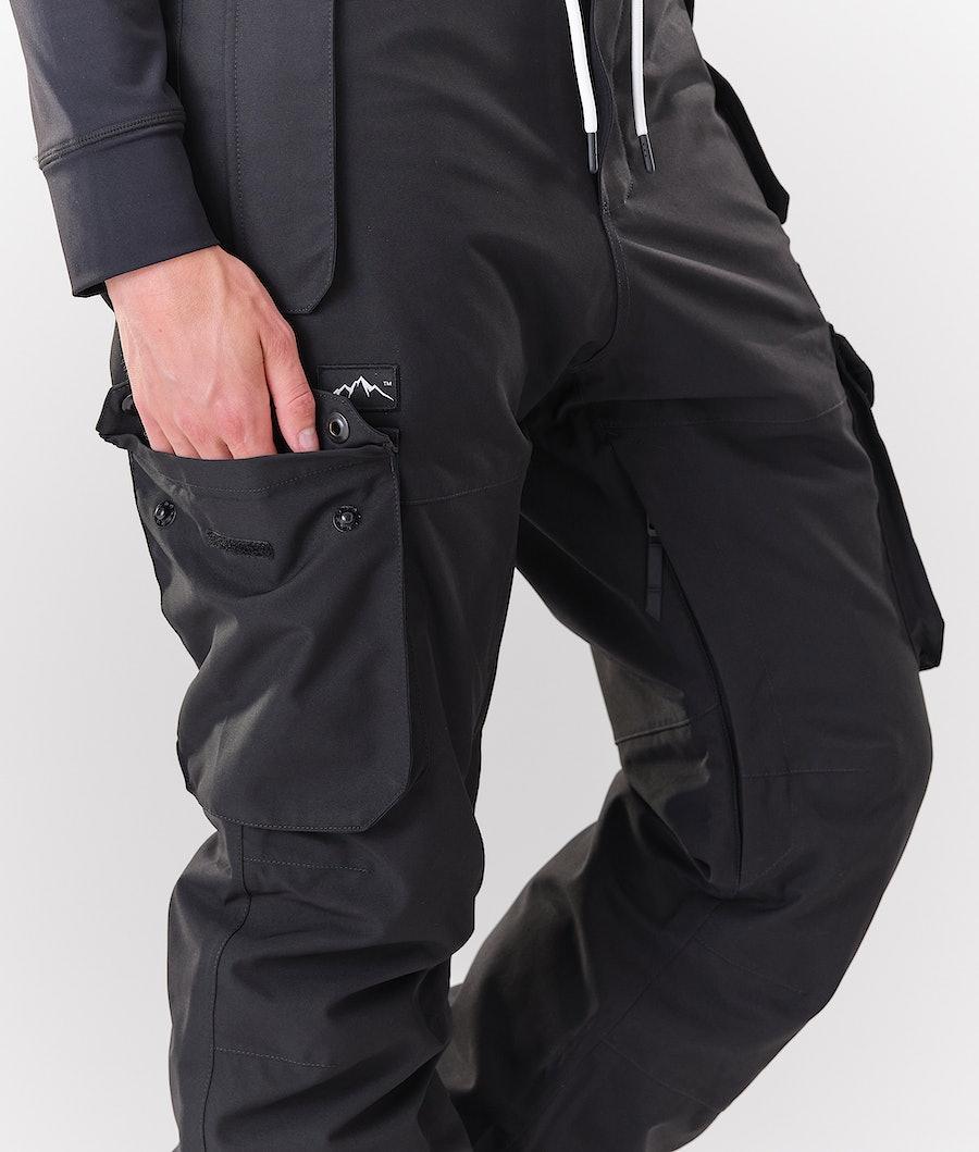 Dope Iconic W Women's Snowboard Pants Black