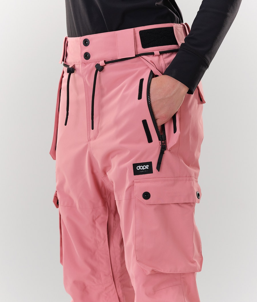 Dope Iconic W Women's Snowboard Pants Pink