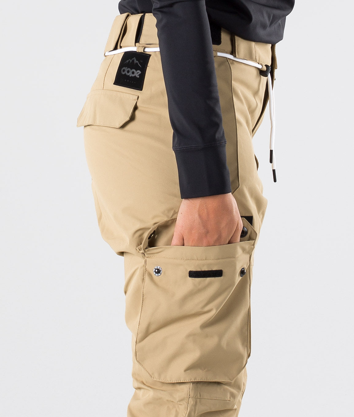 Buy Iconic W Snow Pants from Dope at Ridestore.com - Always free shipping, free returns and 30 days money back guarantee