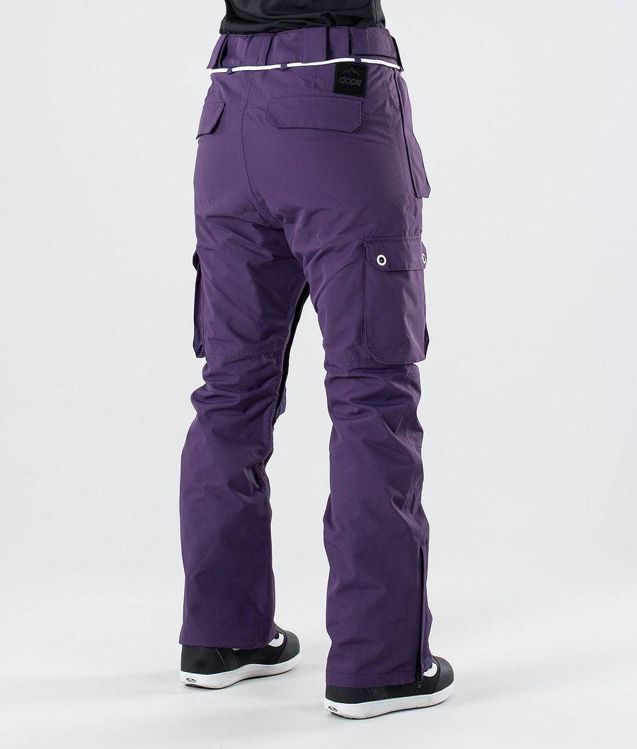 Dope Iconic W Women's Snowboard Pants Grape