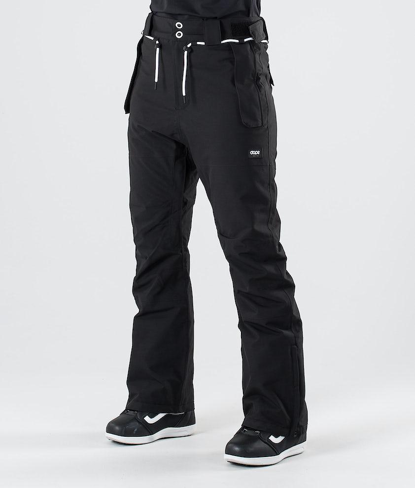 Dope Iconic NP W Pantalon de Snowboard Black