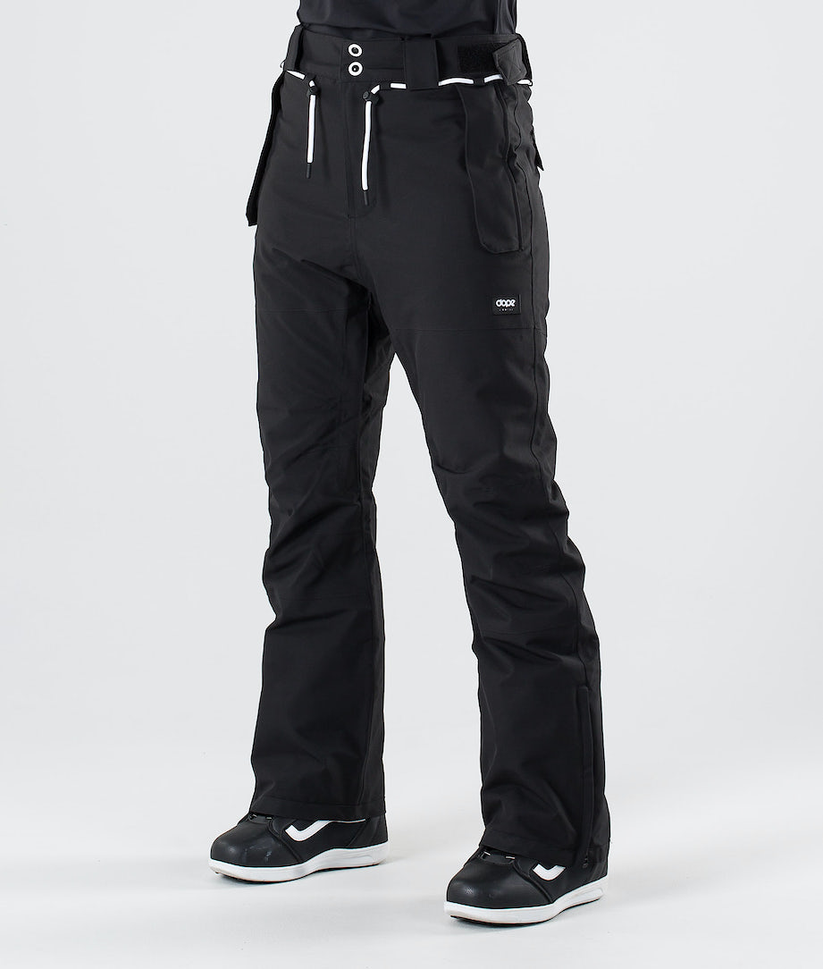 Dope Iconic NP W Snow Pants Black