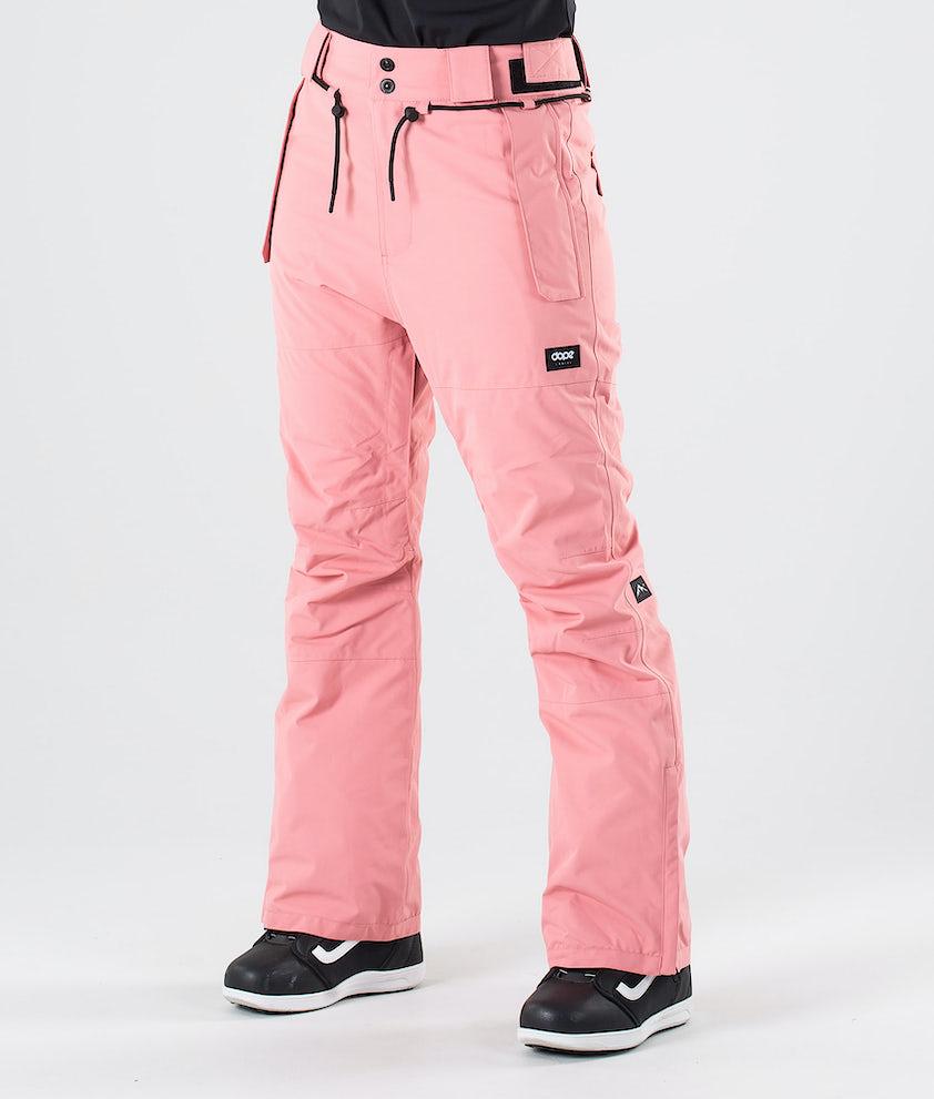 Dope Iconic NP W Snowboardbukse Pink