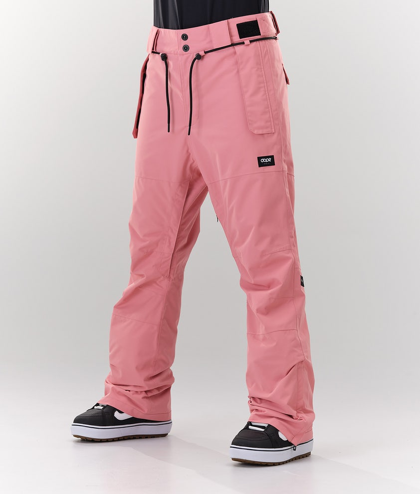 Dope Iconic NP W Snow Pants Pink