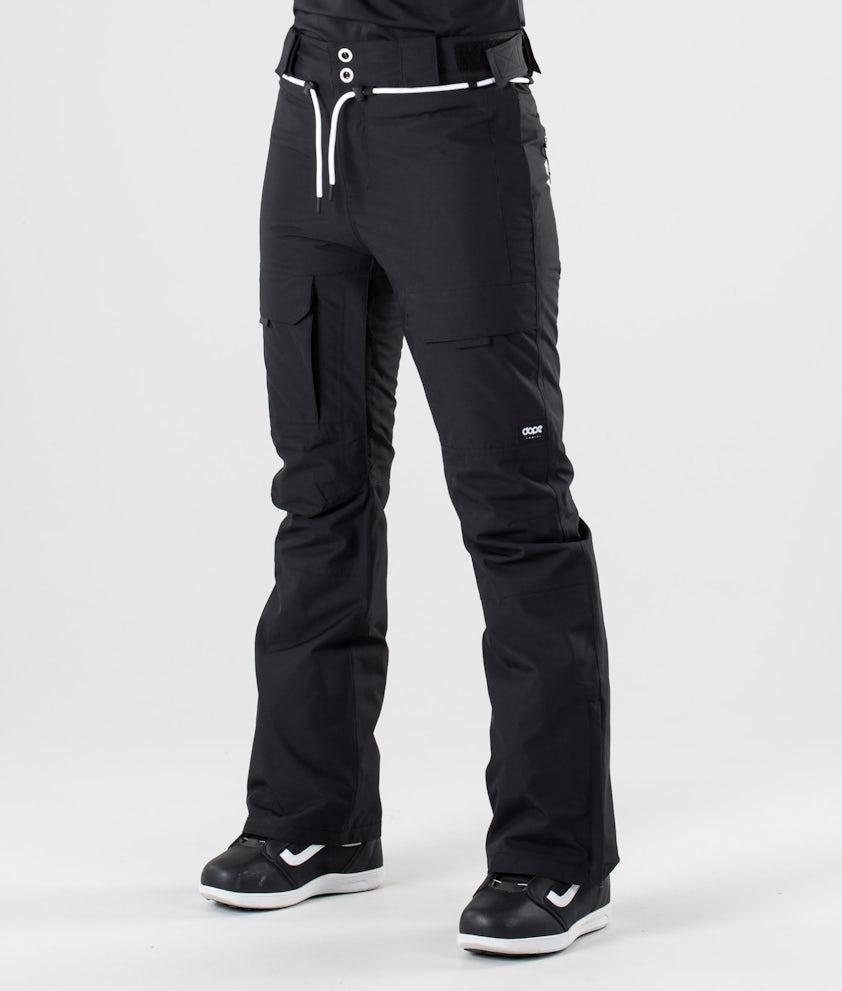 Dope Grace Snow Pants Black