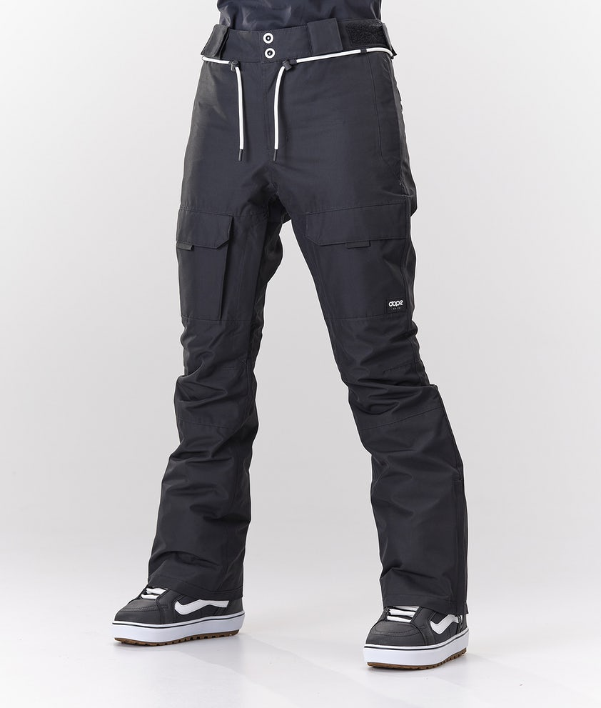 Dope Grace Snow Pants Black