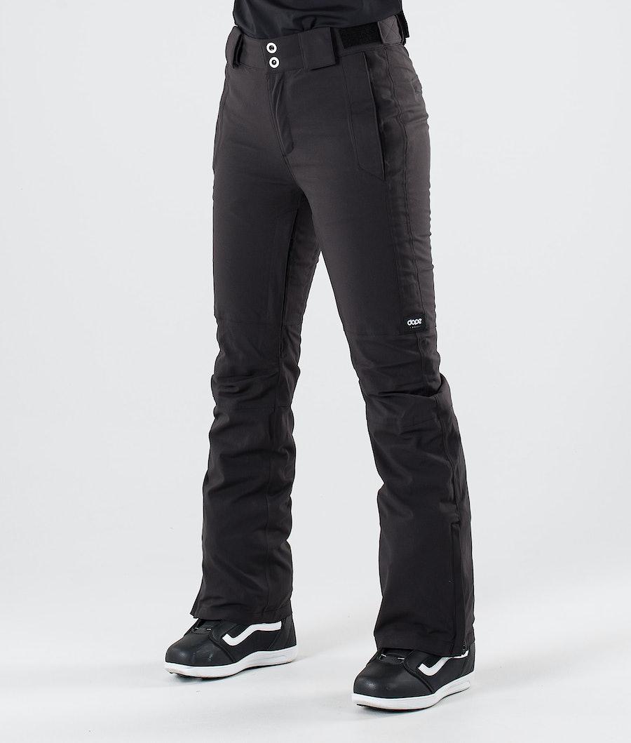 Dope Con Snowboardhose Black