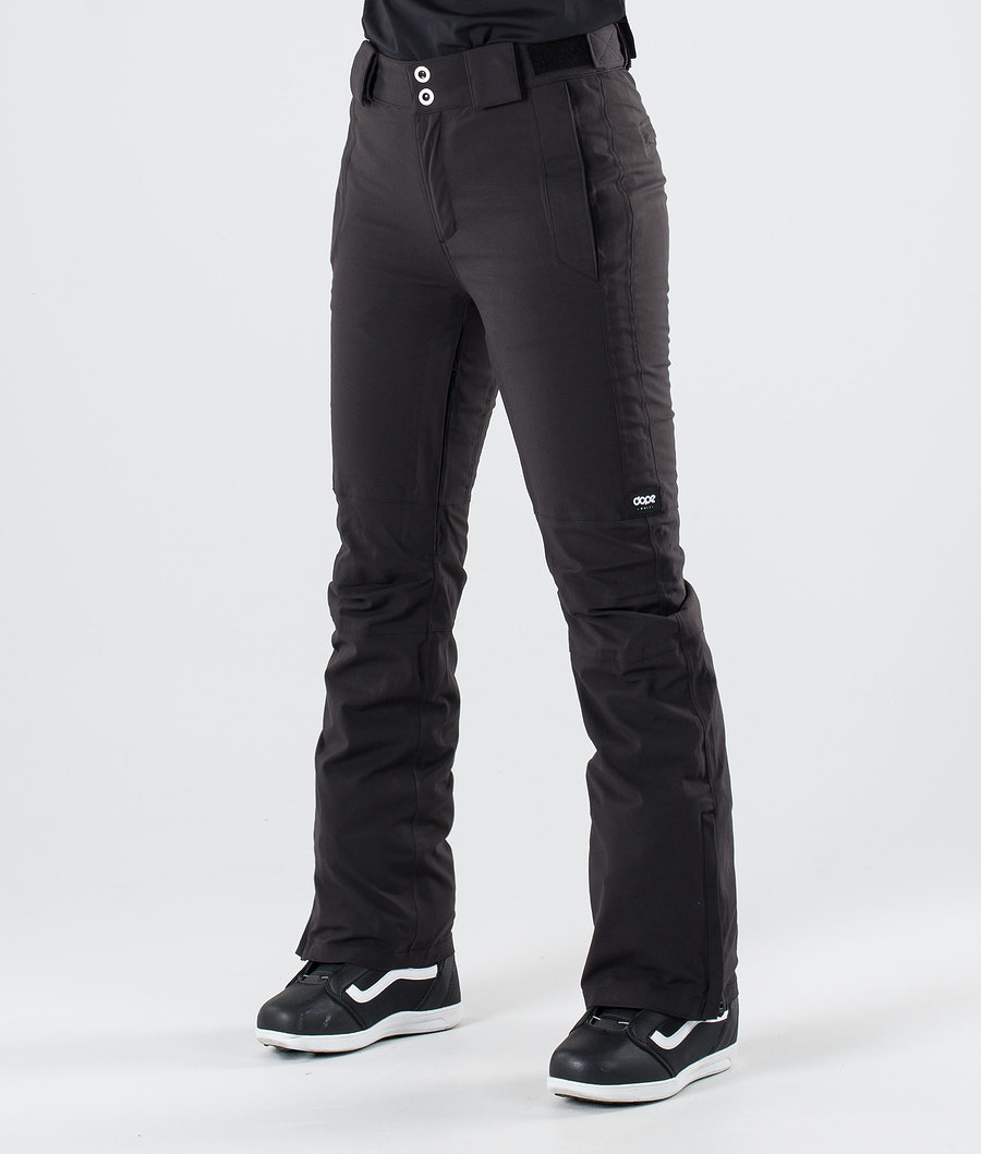 Dope Con Snowboardbukse Black