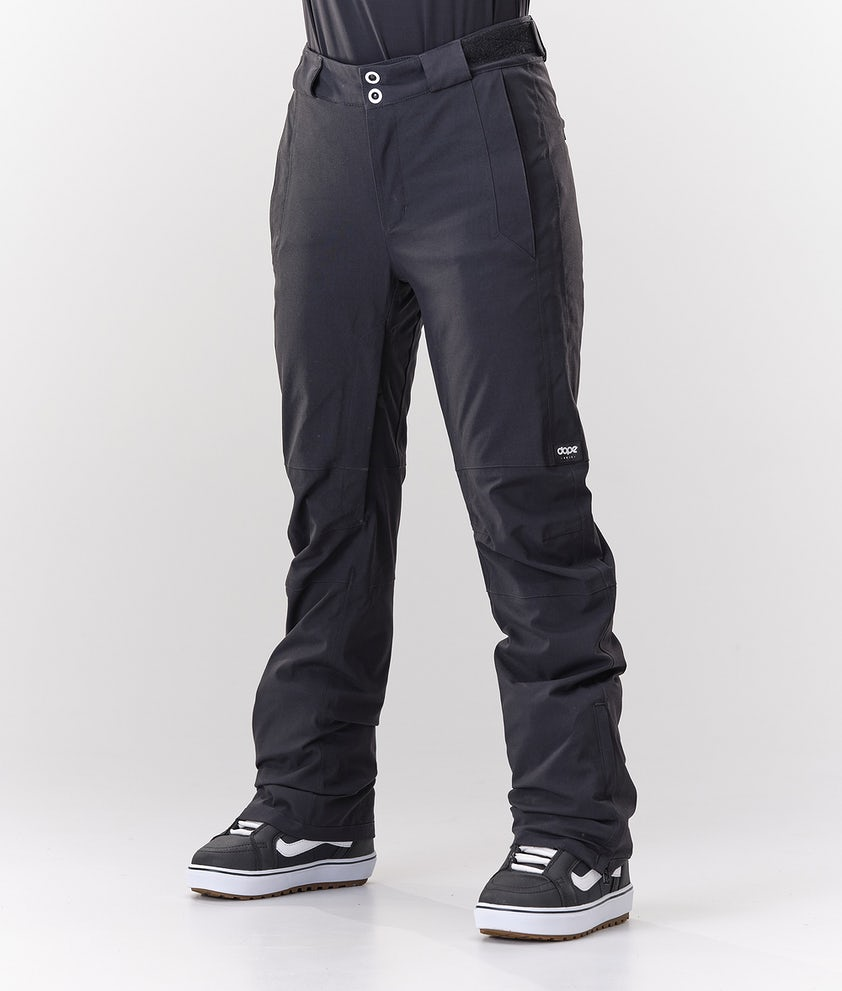 Dope Con Snow Pants Black