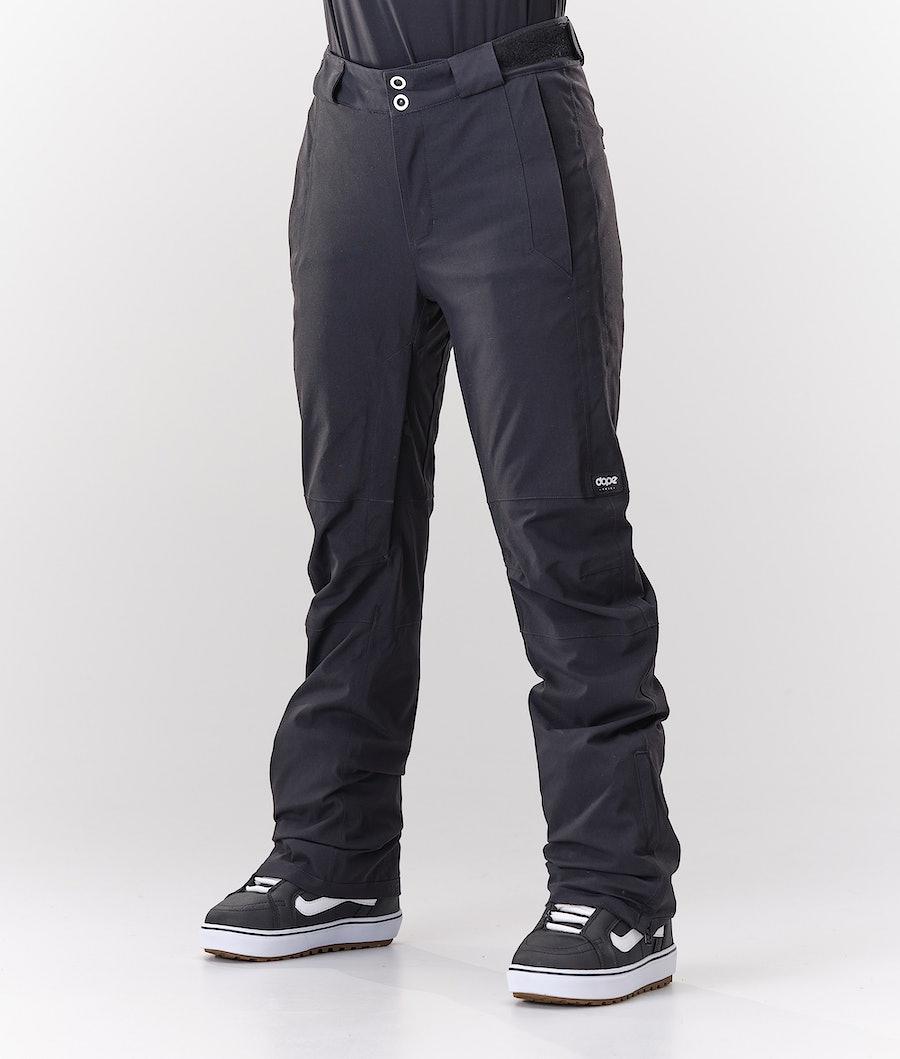 Dope Con Snow Pants Black