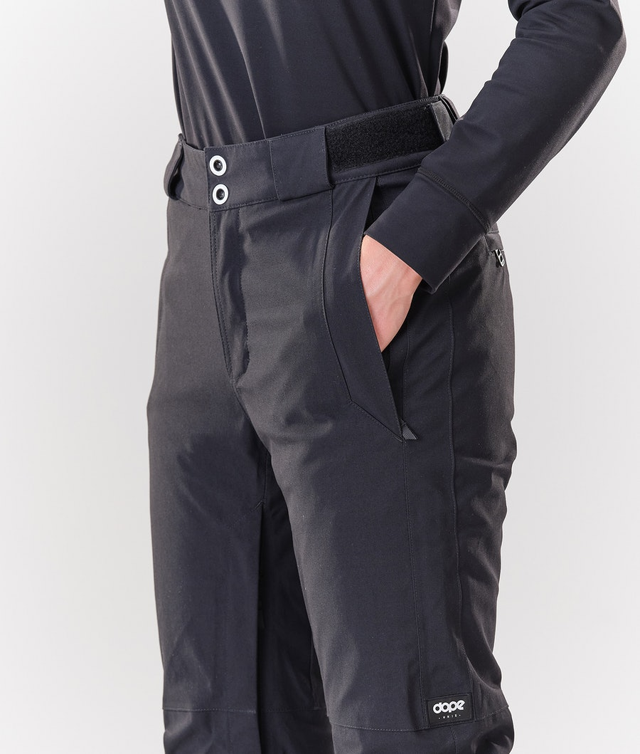 Dope Con Pantalon de Snowboard Femme Black