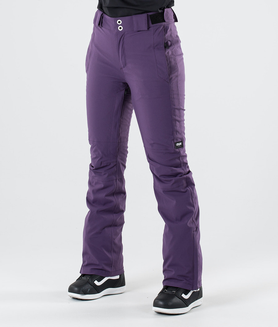 Dope Con Snow Pants Grape