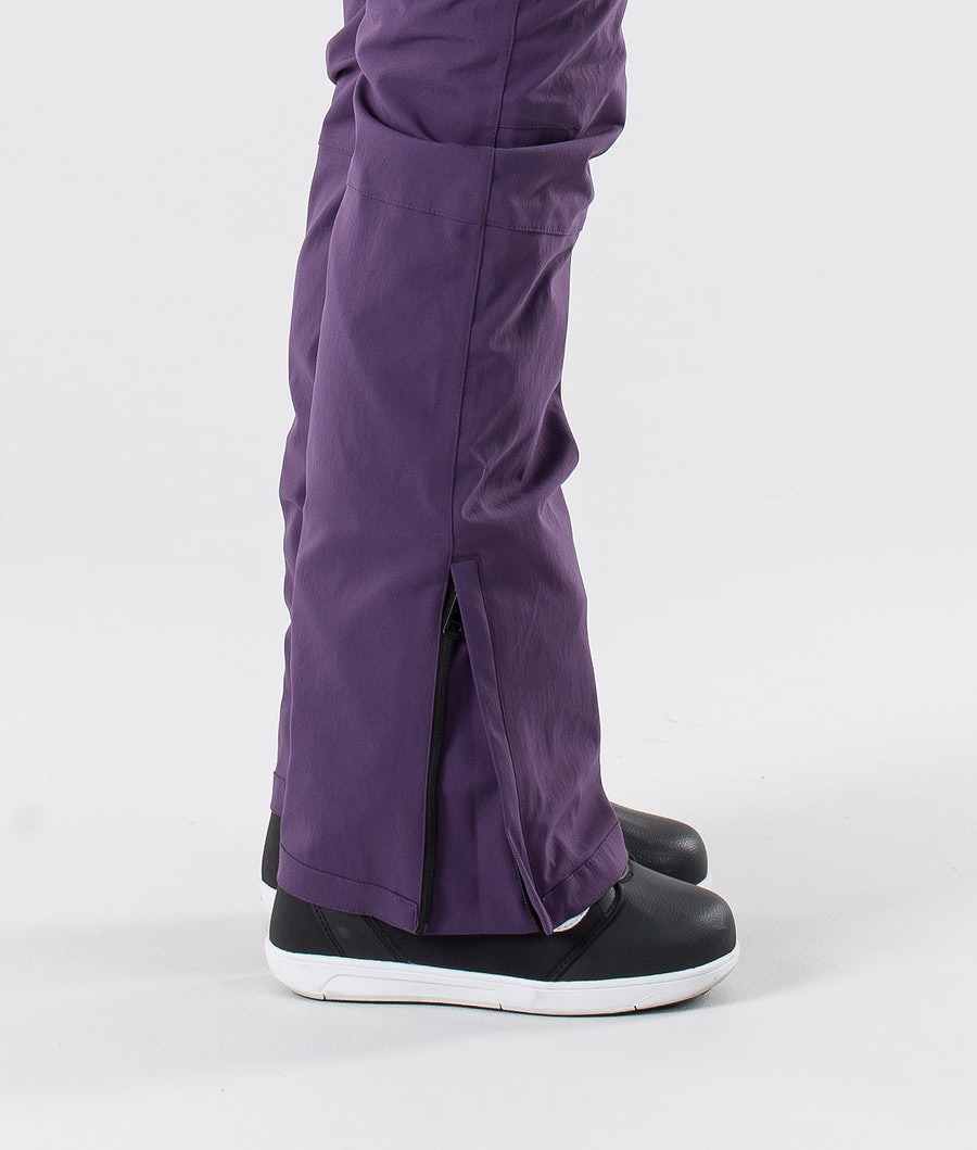 Dope Con Women's Snowboard Pants Grape