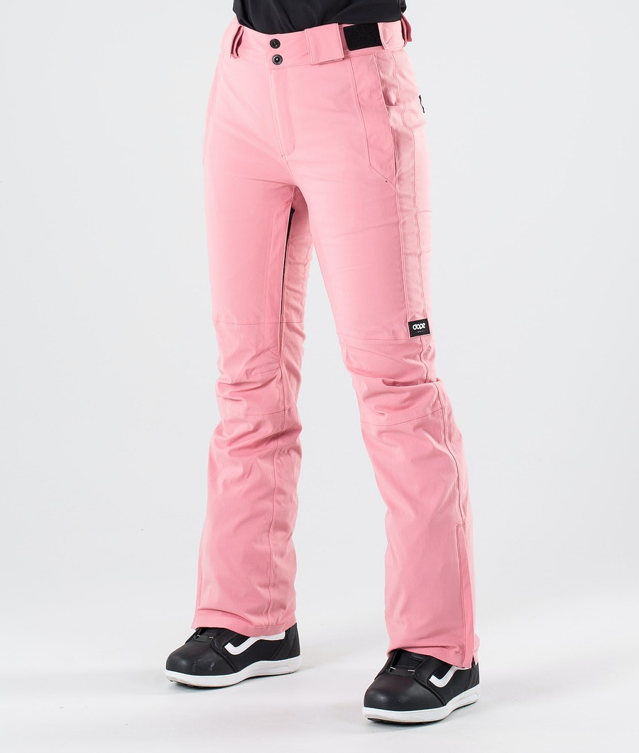 Dope Con Snow Pants Pink