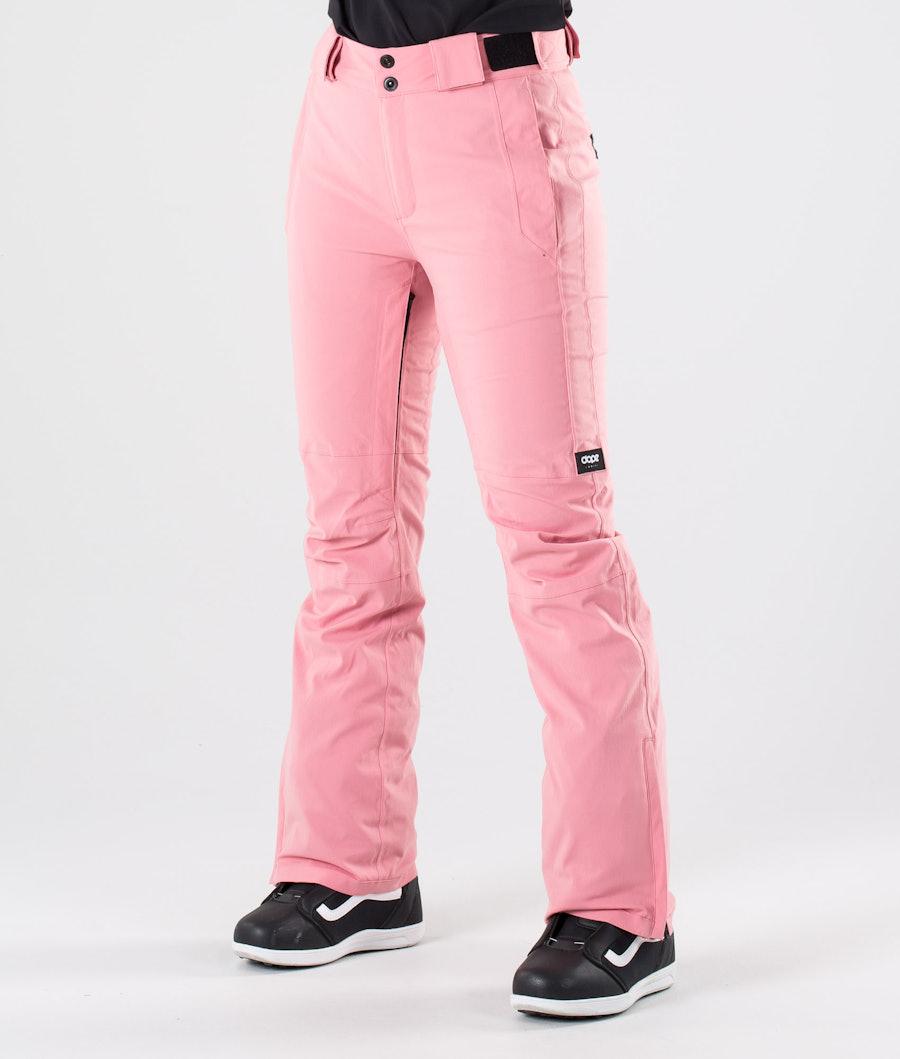 Dope Con Lumilautailuhousut Pink