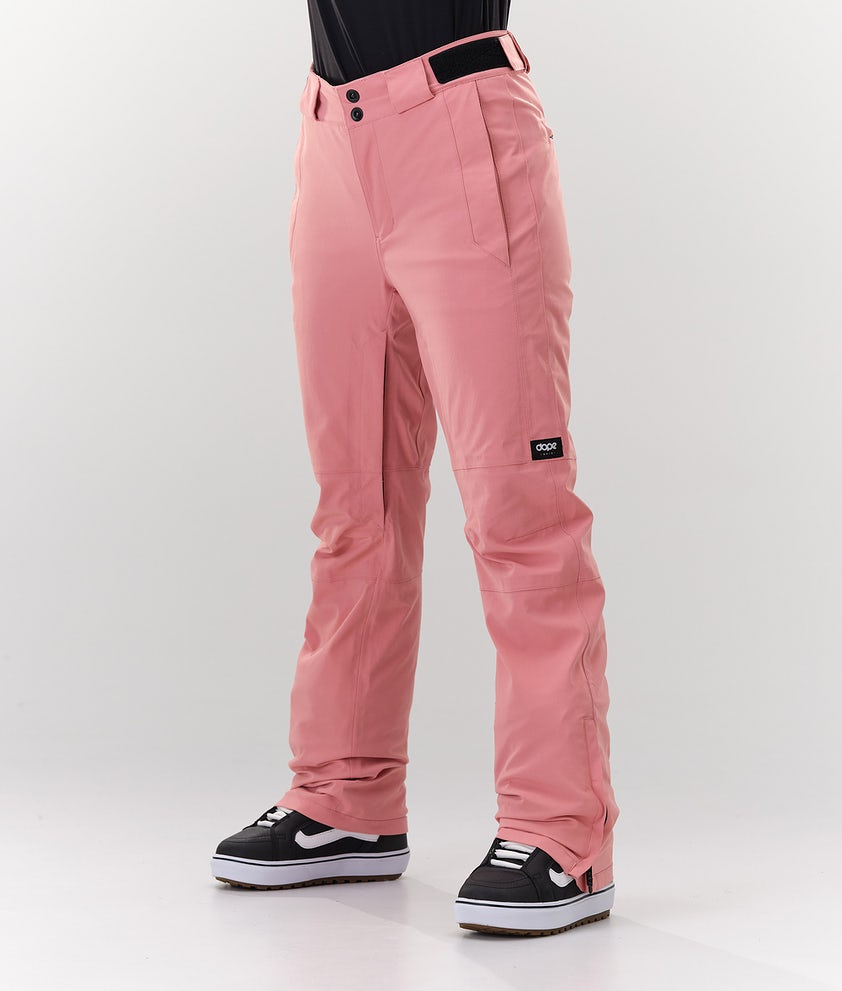Dope Con Snowboard Pants Pink