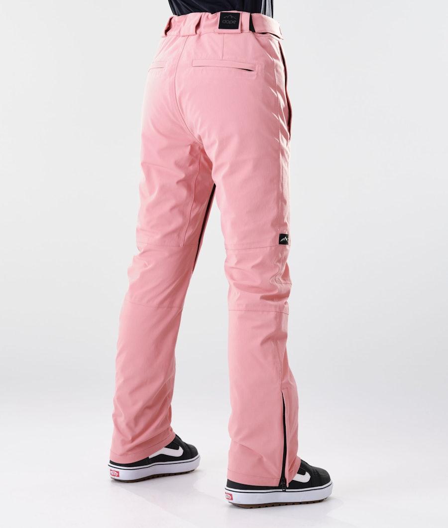 Dope Con Snowboardbukse Dame Pink