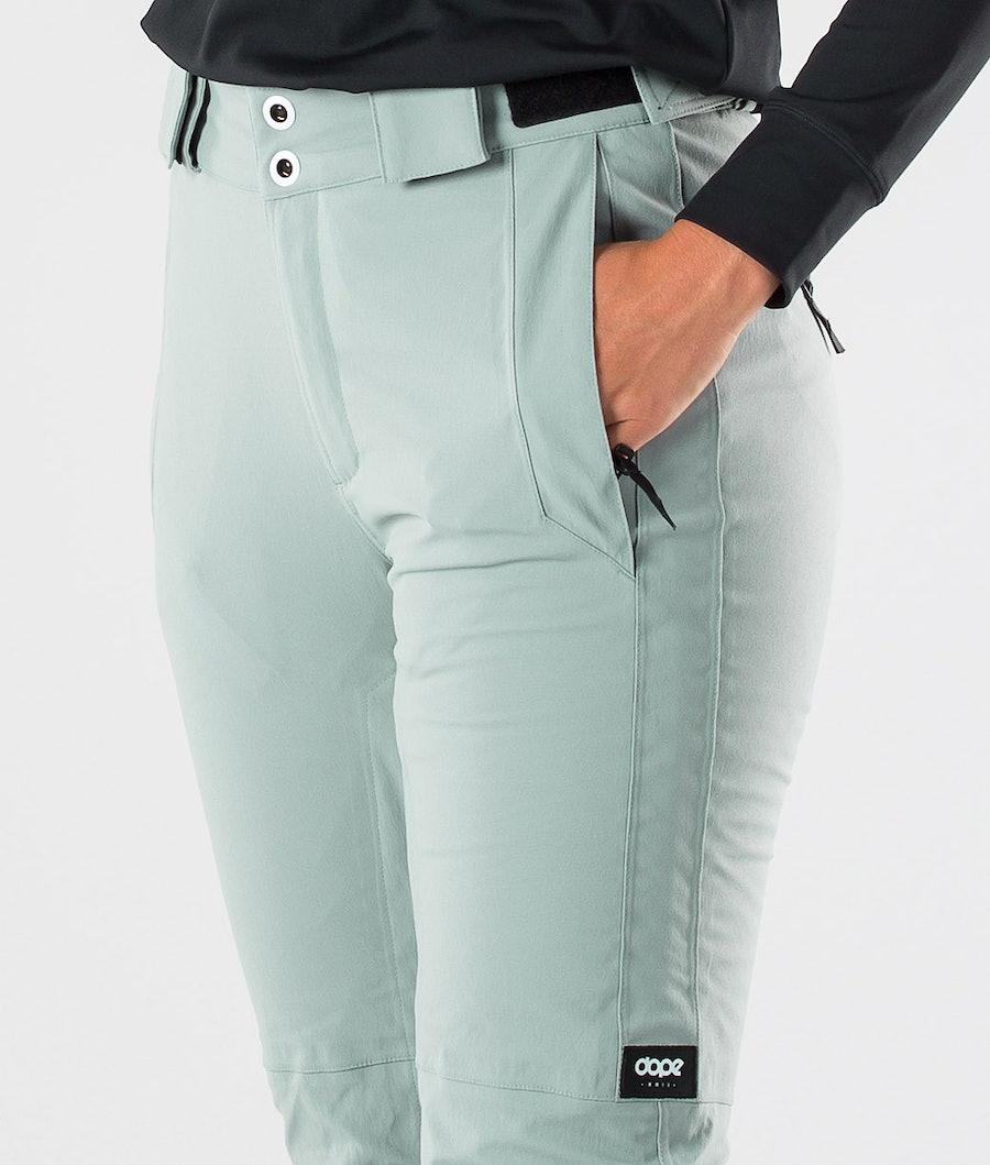 Dope Con Women's Snowboard Pants Dusty Green