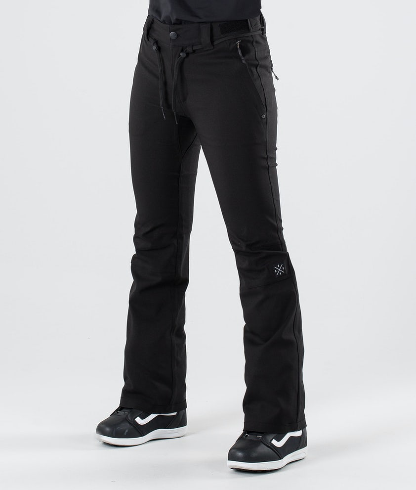 Dope Tigress Snow Pants Black