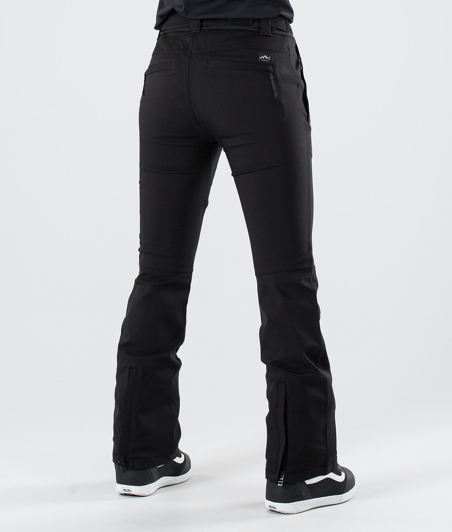 Dope Tigress Women's Snow Pants Black