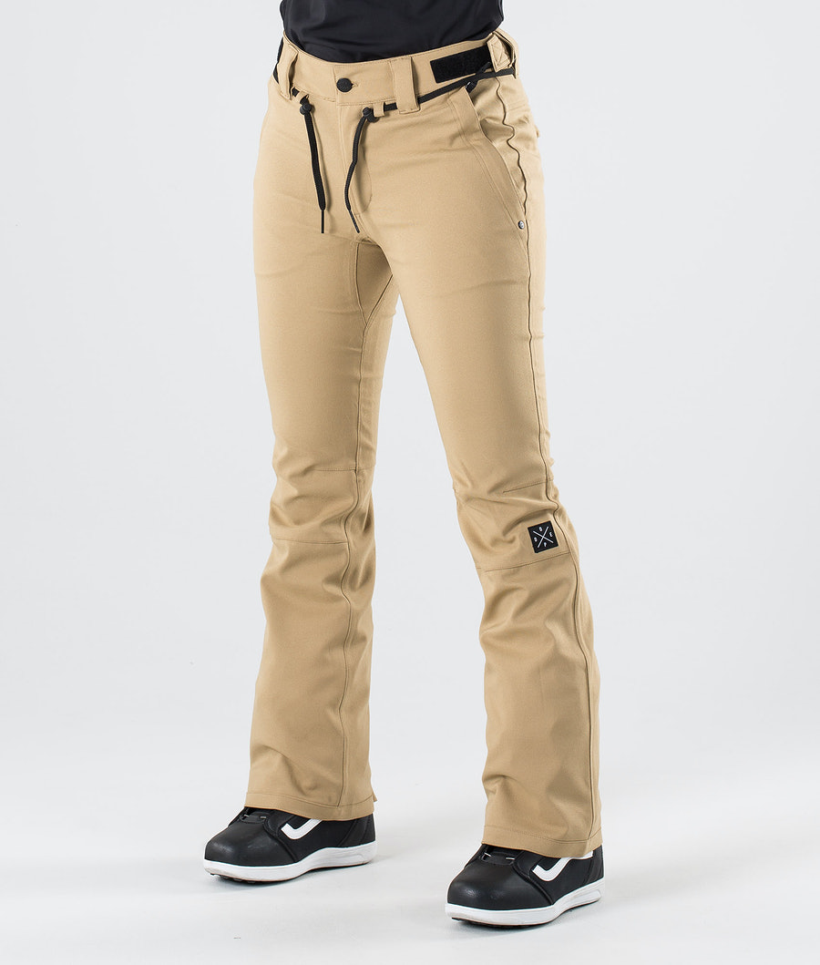 Dope Tigress Snow Pants Khaki