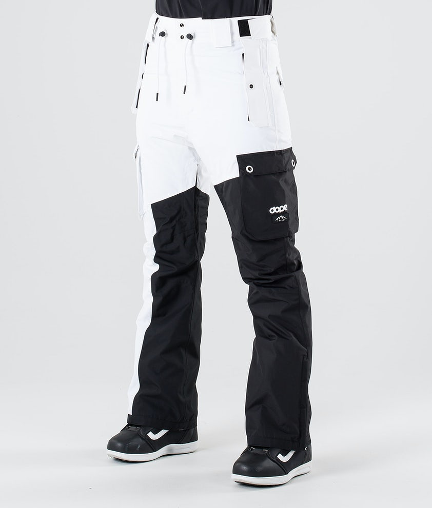 Dope Adept W Snow Pants Black/White