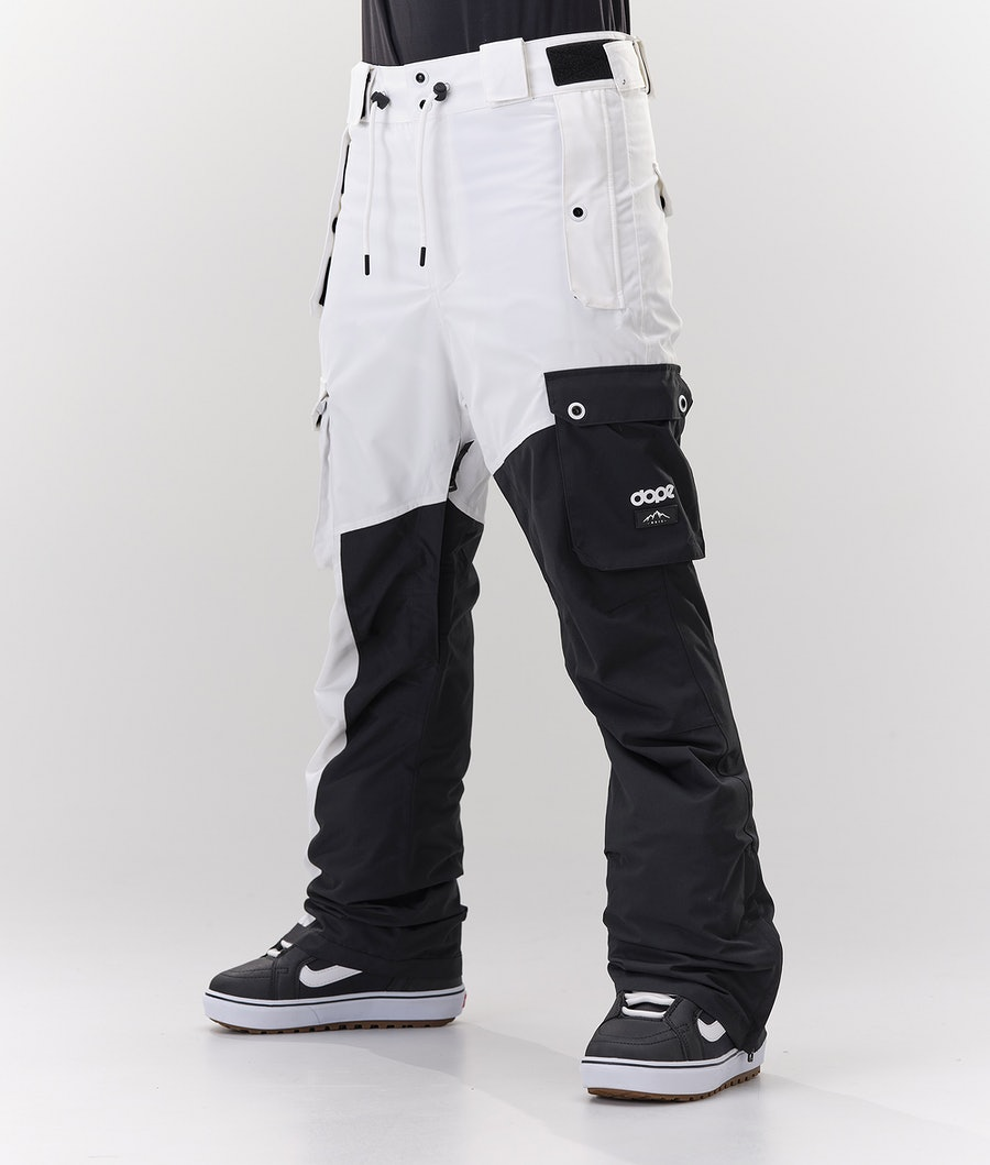 Dope Adept W Snowboard Pants Black/White