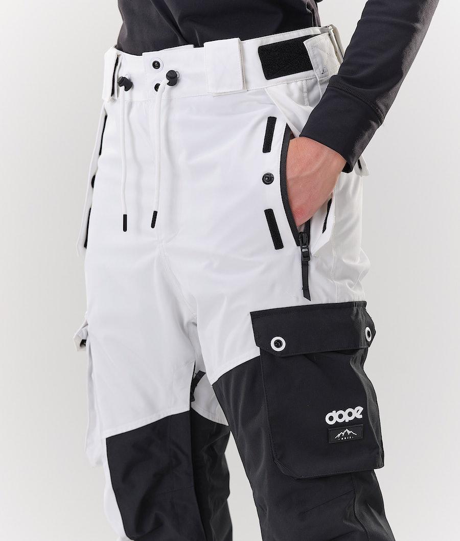 Dope Adept W Snowboardbukse Dame Black/White