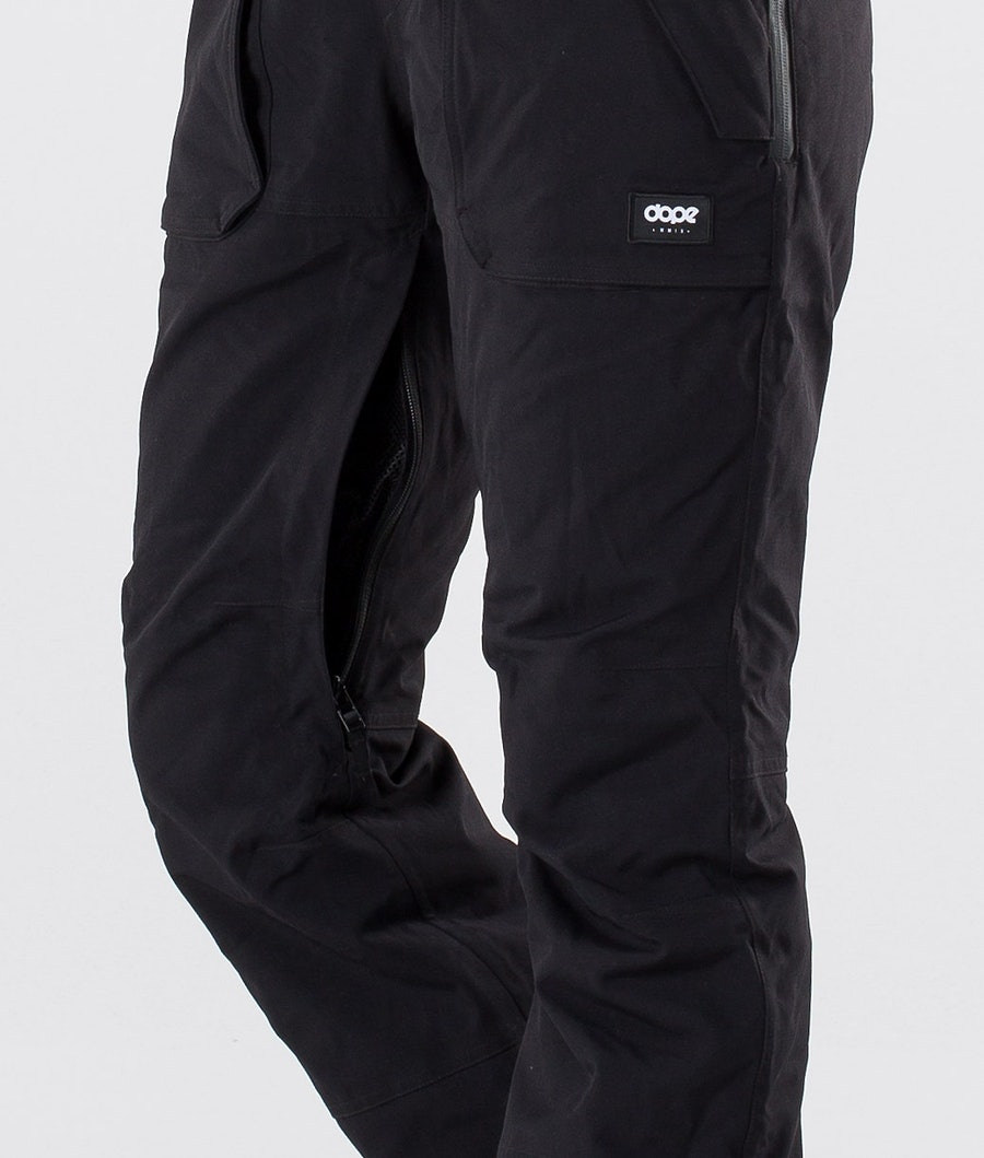 Dope Notorious BIB W Women's Snow Pants Black