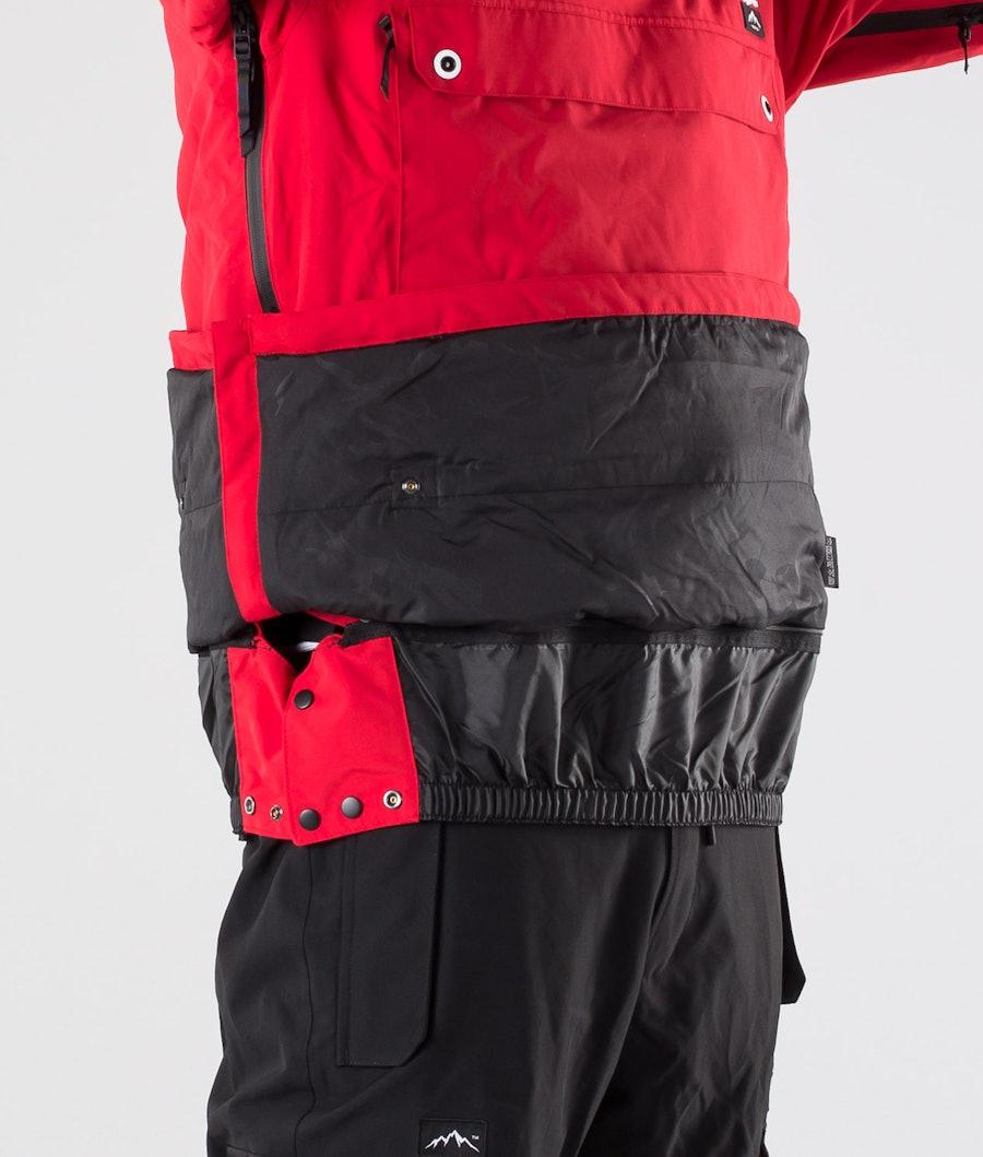 Dope Annok Snowboard Jacket Red